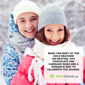 MateCheck.ca December Holiday Dating Tips